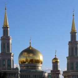 Изготовление куполов мечетей